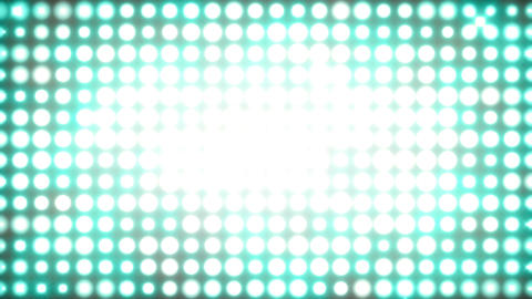 Colorful Disco Wall (24fps) Animation