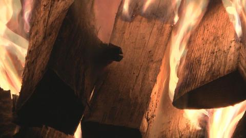 Fire Footage