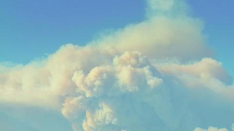 California Wildfire Smoke ビデオ