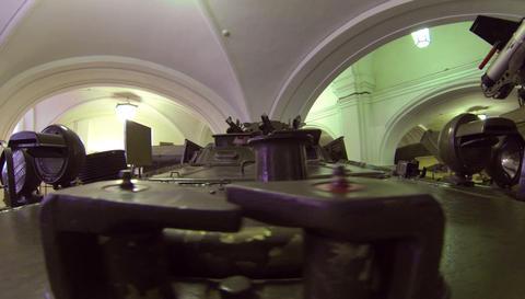 Tank Museum 2.7K Footage