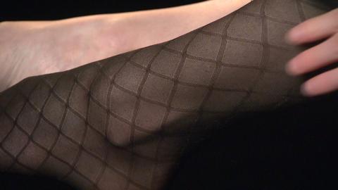 Stockings On 1 Footage