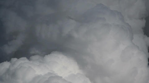 Thunderstorm Clouds Time Lapse 11281 stock footage