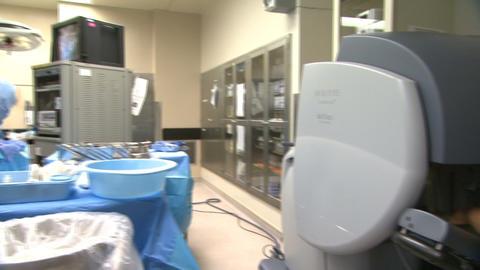Robotic Surgery 1 Live Action