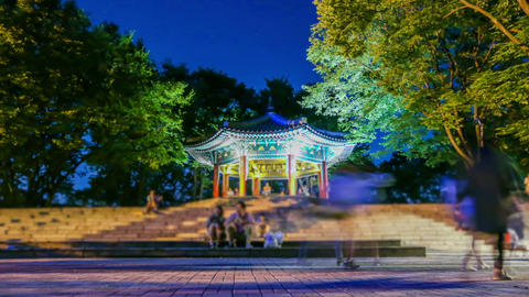 Seoul City 261 Seoul Tower Pagoda ภาพวิดีโอ