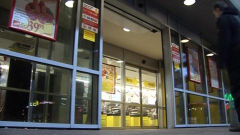 Doors Stock Video Footage