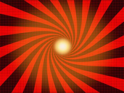 Sunrays loop background Stock Video Footage