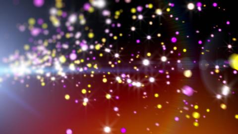 Festive sparks Animation
