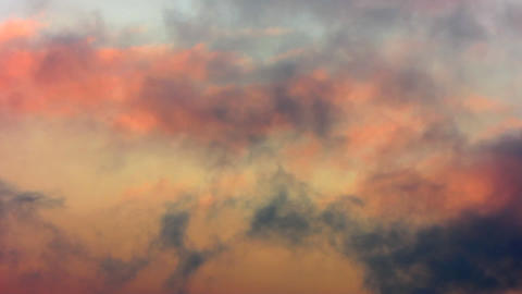 Clouds Timelapse 12 Stock Video Footage