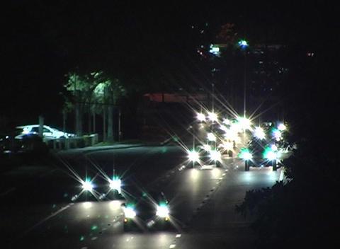 Traffic-10 Footage
