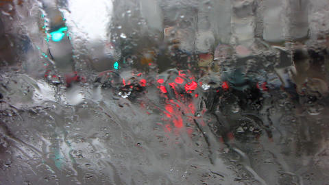 Snowfall 3 Stock Video Footage