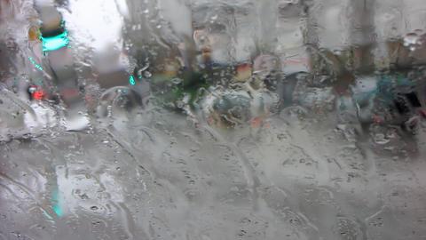 Snowfall 7 Stock Video Footage