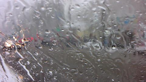 Snowfall 9 Stock Video Footage