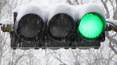 Snowfall 11 Footage