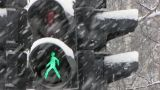 Snowfall 21 stock footage