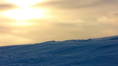 Snow storm 6 Footage