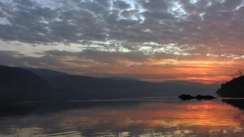 Sundown 10 Stock Video Footage