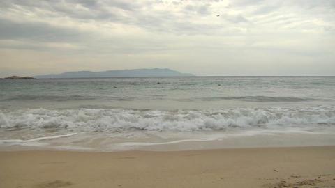 beach 114 Stock Video Footage