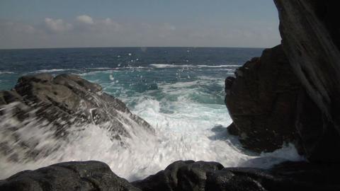 coast 136 Stock Video Footage