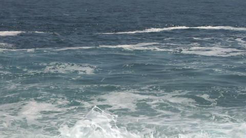 sea wave foam 101 Stock Video Footage