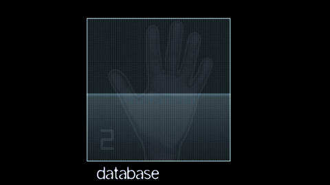 hand scanner Stock Video Footage