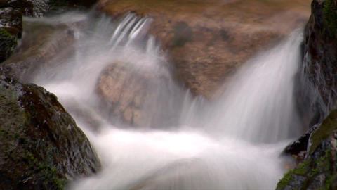 TL water flow 01 Stock Video Footage