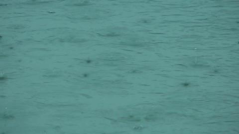 Rainy Footage