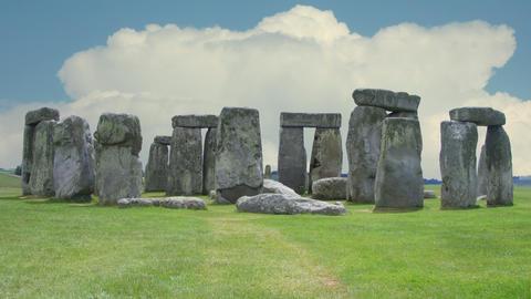 Stonehenge 4K Timelapse Footage
