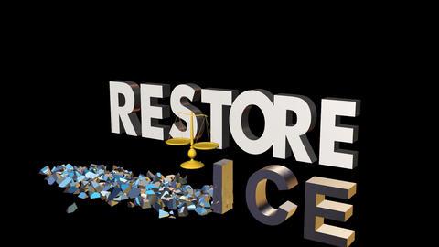 Restore Justice: Animation Animation
