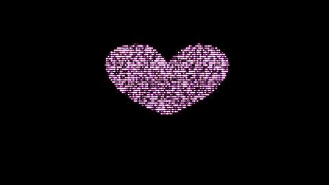 hart set 003 動画素材, ムービー映像素材