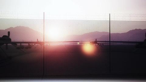 4K Drone Base 2 Animation