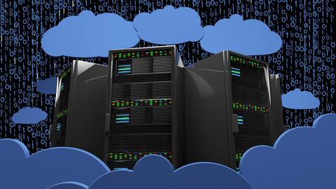 Cloud Servers 15 Animation