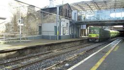 Dart Train 2 Footage