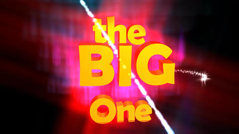 """The Big One"", Sales Animation Animation"