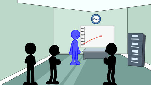 Good Financial Report, Animation Animation