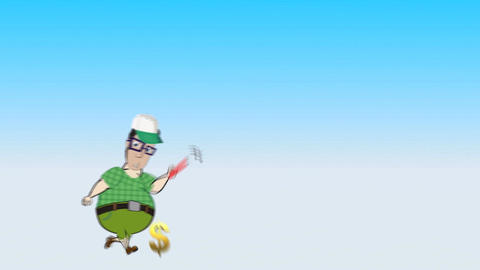 """Nailing Savings"" Sales Animation Animation"