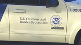U S Customs And Border Protection Truck Close Up stock footage