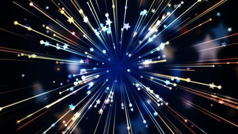 Celebration Night Background Animation