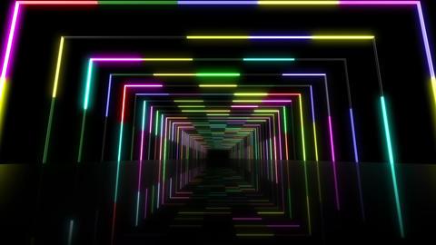 Neon tube T Fp A S 1 HD CG動画