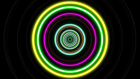 Neon tube T Ft B L 1 HD CG動画