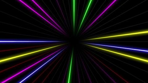 Neon tube T Ft C L 1 HD CG動画