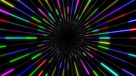 Neon tube T Ft C S 1 HD CG動画