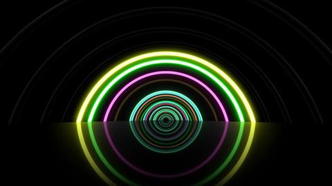 Neon tube T Fy B L 1 HD CG動画