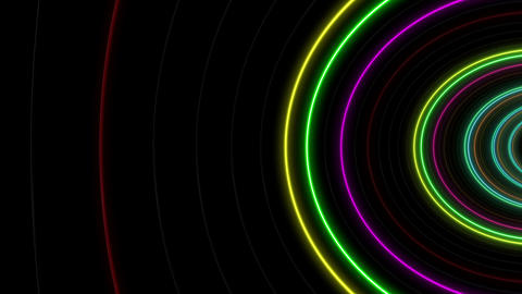 Neon tube T Nt A L 1 HD Animation