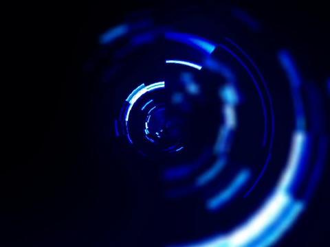 Circle Light Animation