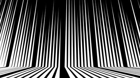 Straight Line Bulge path CAM Animation