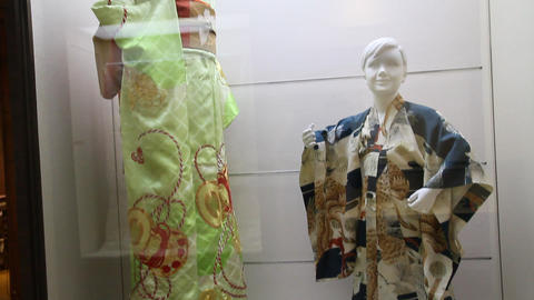 Taiwan Folk Art Museum kimono Animation
