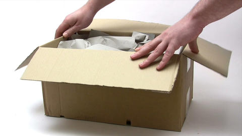Opening a Parcel Footage