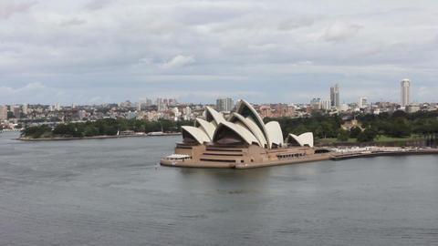 Sydney Opera House. Australia Live Action