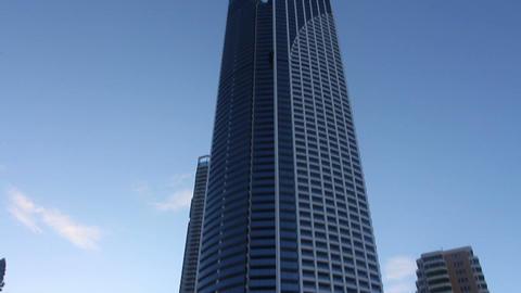 Skyscraper. Gold Coast, Australia Footage