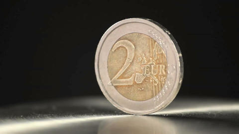2 euros Footage
